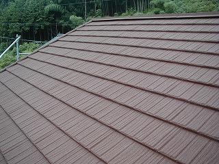 コロナ屋根材